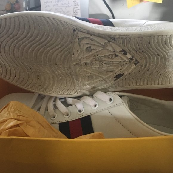Gucci Shoes   Authentic Womens Sneaker